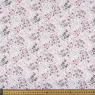 Springtime Printed 112 cm Country Garden Fabric