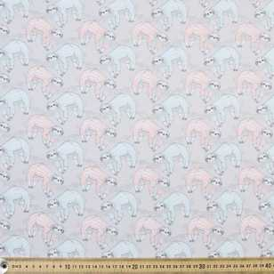 Snooze Printed Flannelette Fabric
