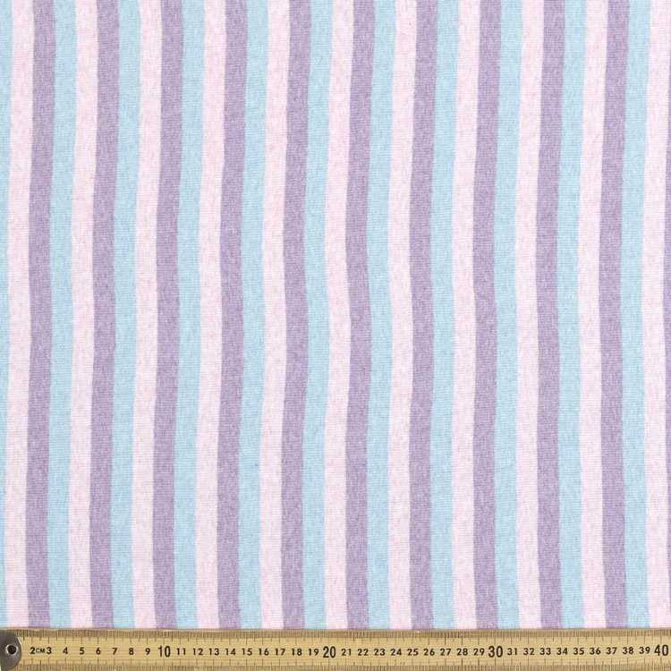 60 cm Gelati Stripe Tube Ribbing Fabric