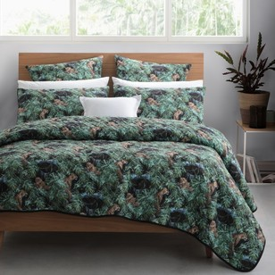 KOO Jungle Coverlet