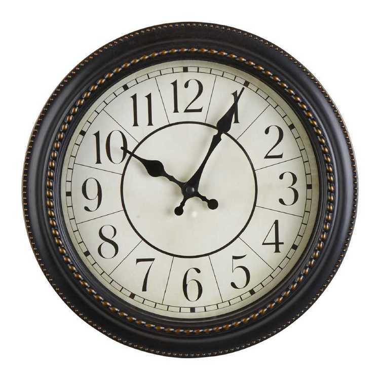 Living Space Classic Clock