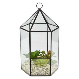 Living Space Terrarium Bird Cage