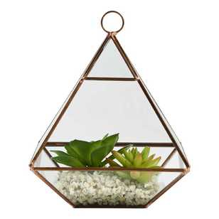 Living Space Terrarium Tri Pyramid