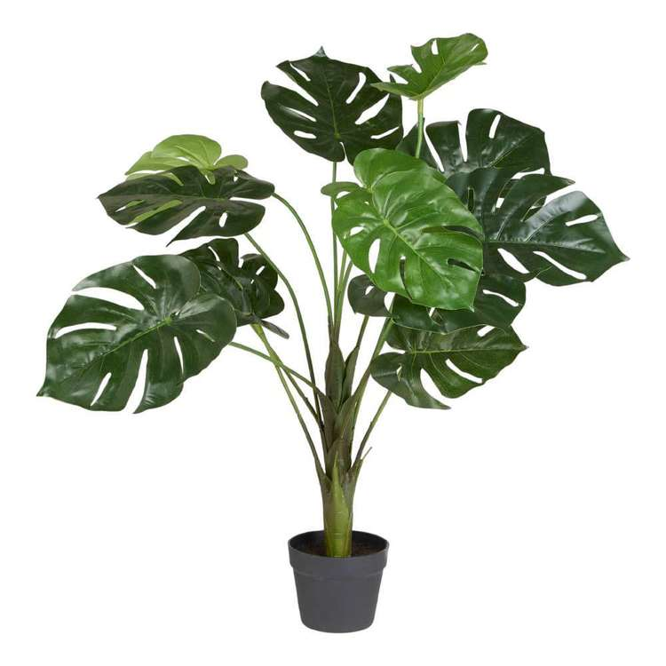 Botanica Artificial Monstera Green 80 cm