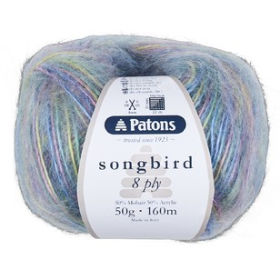 Patons SongBird 8 Ply Yarn