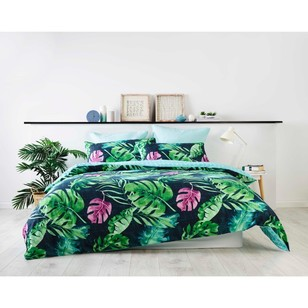 Brampton House Winter Tropics Quilt Cover Set