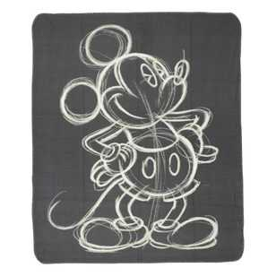 Mickey Mouse Clubhouse Throw