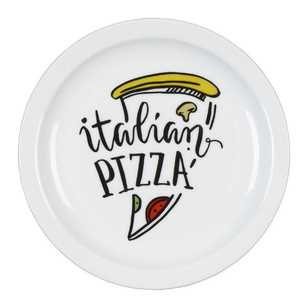 Culinary Co 5 Piece Set Pizza Plate