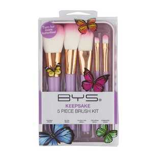 BYS Keepsake 5 Piece Brush Kit