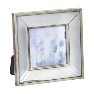 Ombre Home Winter Luxe Mirror Frame