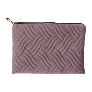 Ombre Home Winter Luxe Velvet Pouch
