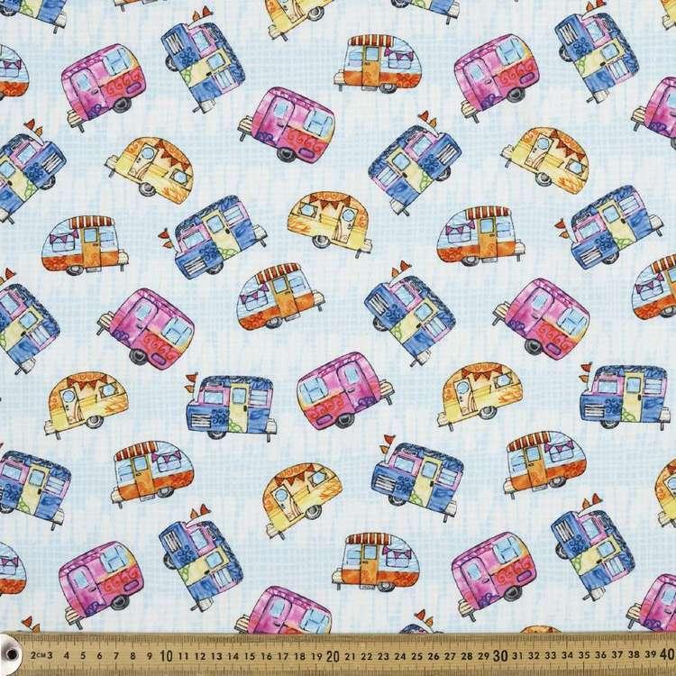 Studio E Colour My World Caravan Cotton Fabric