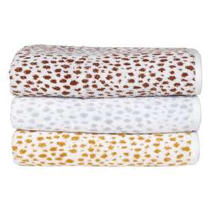 KOO Animal Spot Towel Collection