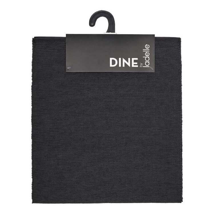 Dine By Ladelle Logan Rib Table Runner