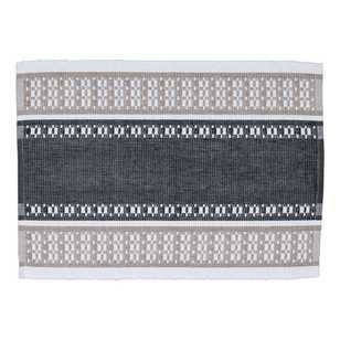 Dine By Ladelle Marti Rib Table Placemat