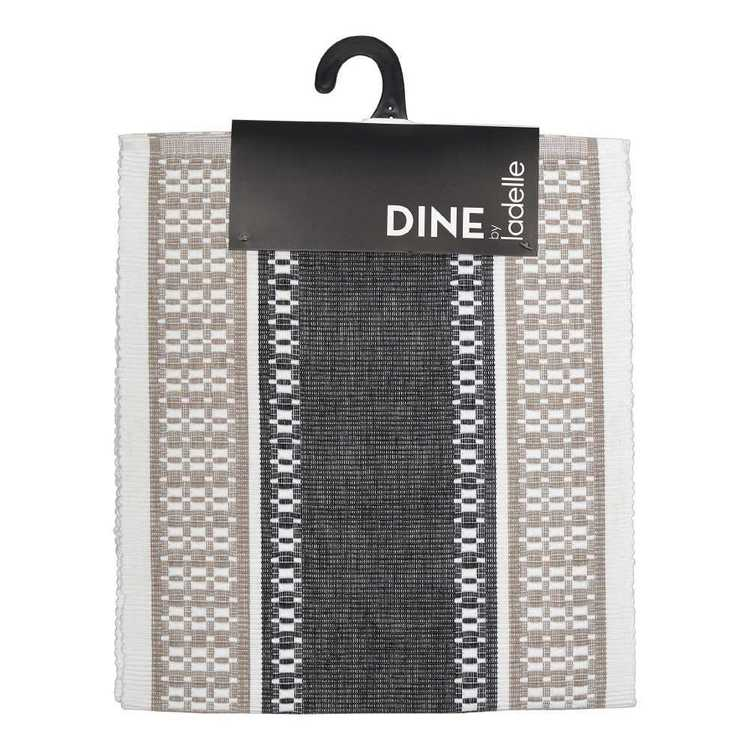 Dine By Ladelle Marti Rib Table Runner