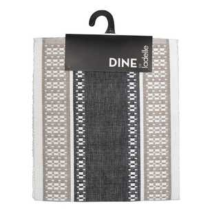 Dine By Ladelle Marti Rib Table Table Runner