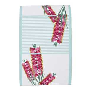 Dine By Ladelle Bottle Brush Tea Towel