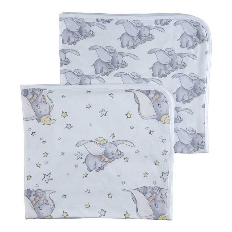 Dumbo Nursery Jersey Wraps