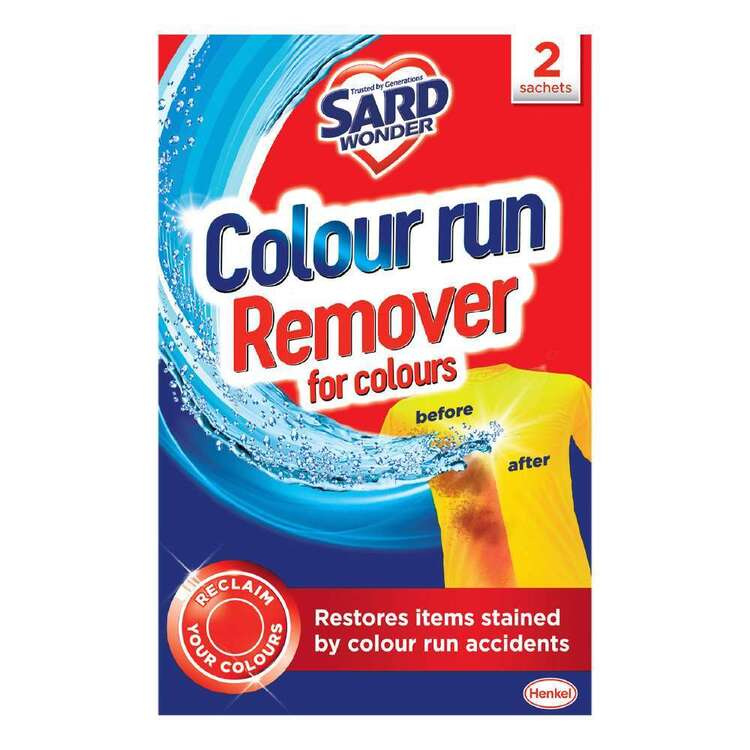 Sard Colour Run Removers For Colours