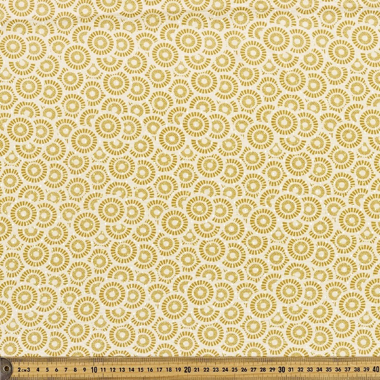 148 cm Printed Micro Dobby Sateen Fabric