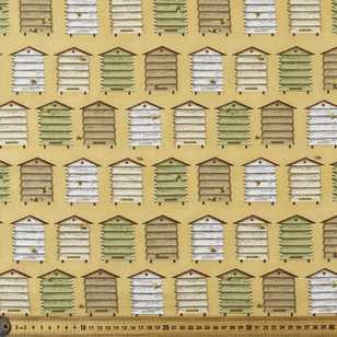 Studio E Bee A Keeper Hives Cotton Fabric