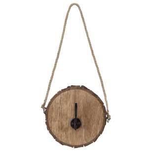 Bouclair Green Shelter Wooden Hook