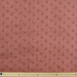 Fawns Printed 135 cm Muslin Fabric