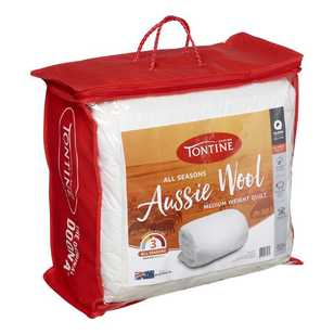 Tontine Aussie Wool All Seasons Quilt