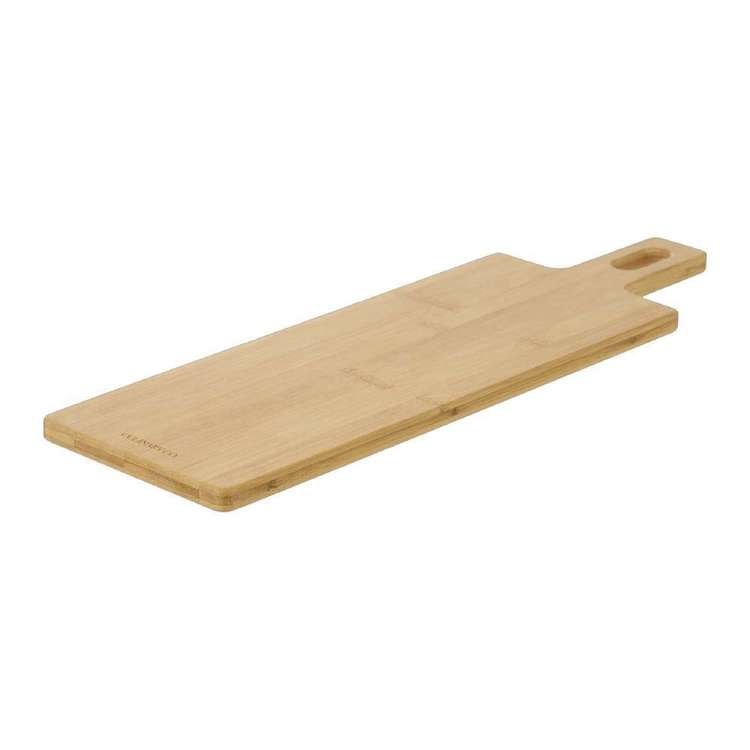 Culinary Co Serving Long Bamboo Board