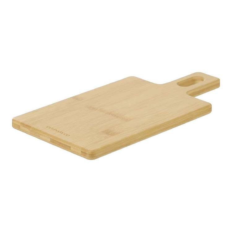 Culinary Co Serving Short Bamboo Board
