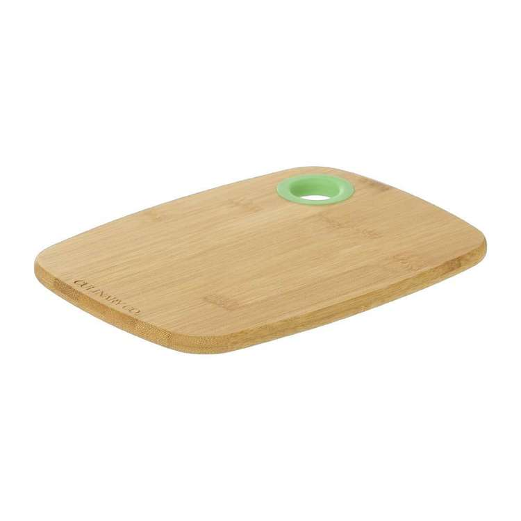 Culinary Co Bamboo Board With Ring