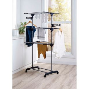 Hot Buy 3 Tier Clothes Airer