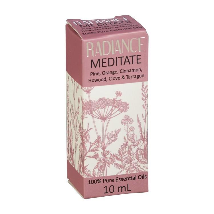 Radiance Meditate 100% Pure Oil