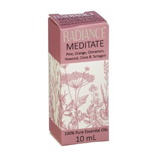 Radiance Meditate 100% Pure Oil