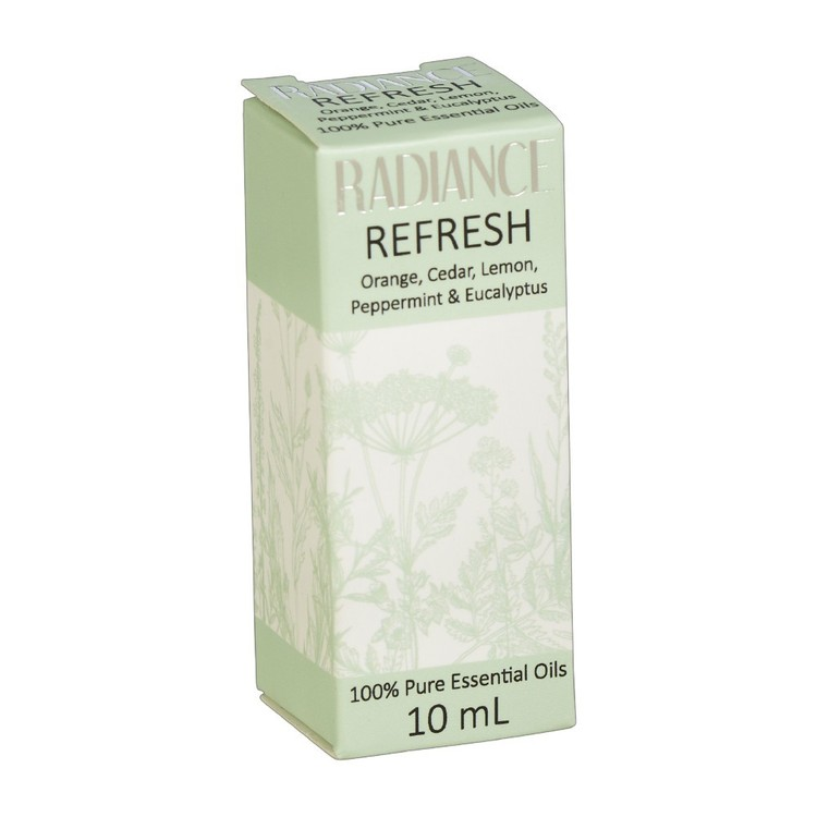 Radiance Refresh 100% Pure Oil