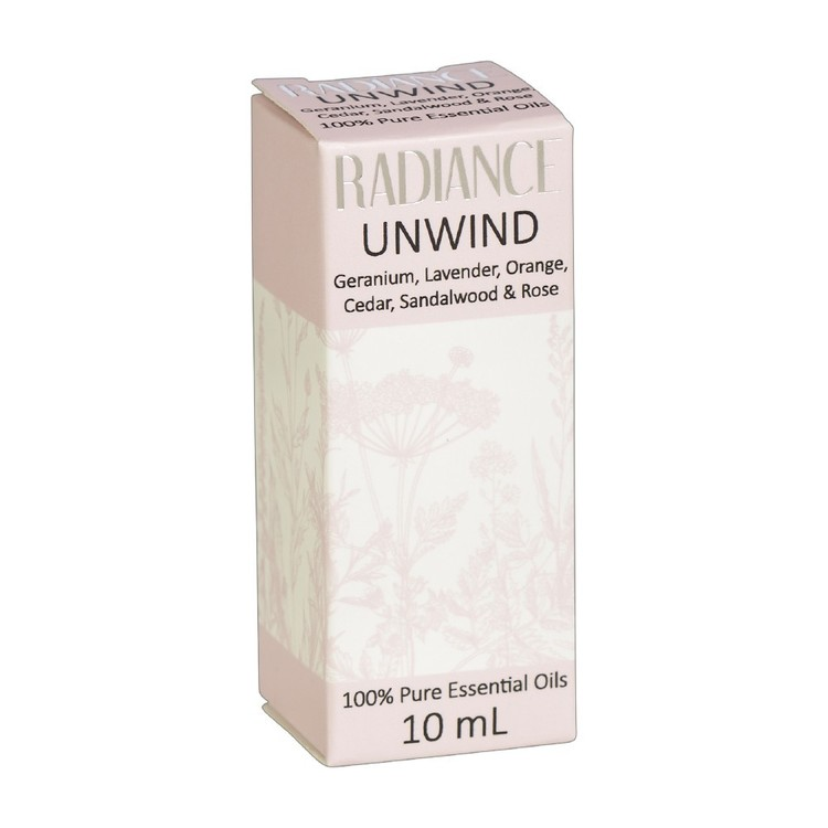 Radiance Unwind 100% Pure Oil