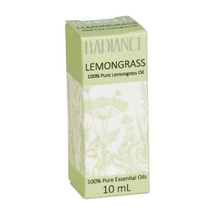 Radiance Lemongrass 100% Pure Oil