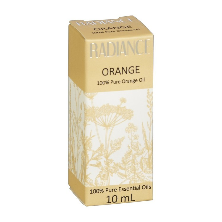 Radiance Orange 100% Pure Oil
