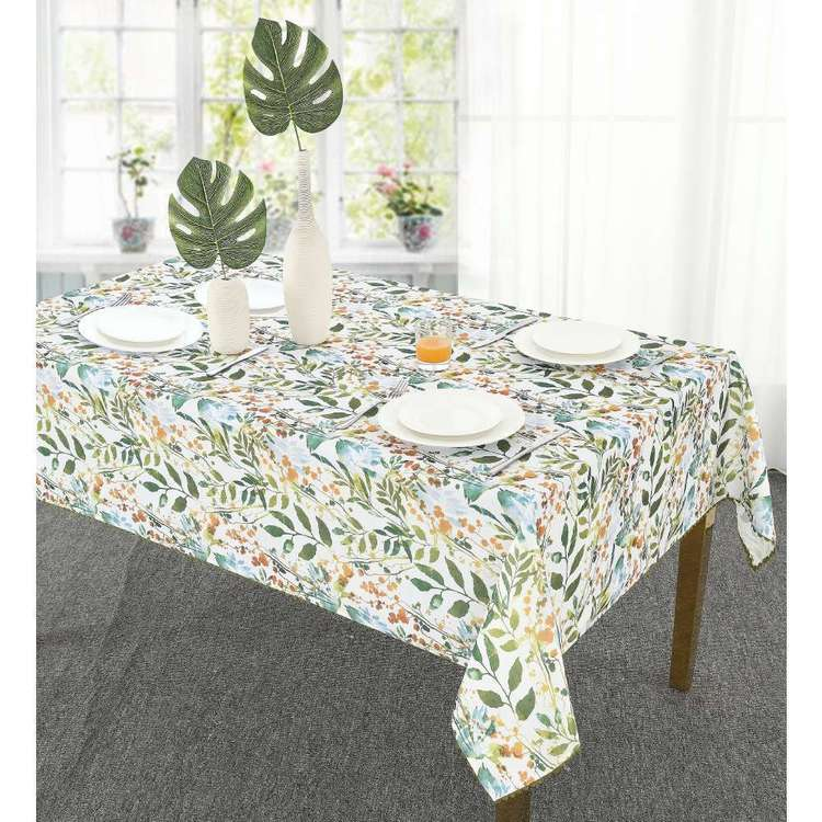 KOO Home Keira Print Table Cloth