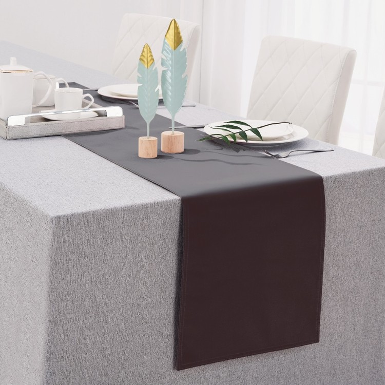KOO Home Maddie Velvet Table Runner