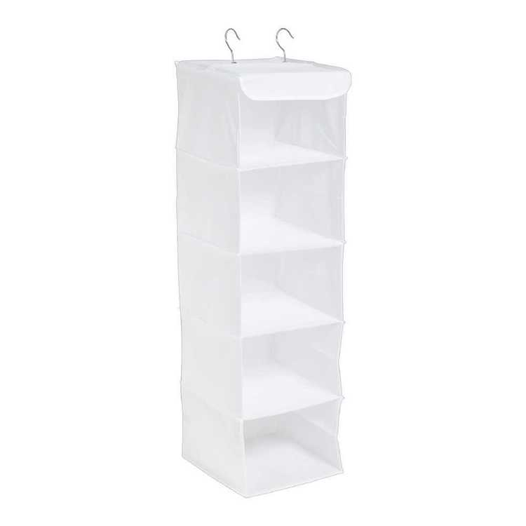 Evolve Lifeware Hanging 5 Accessory Shelf