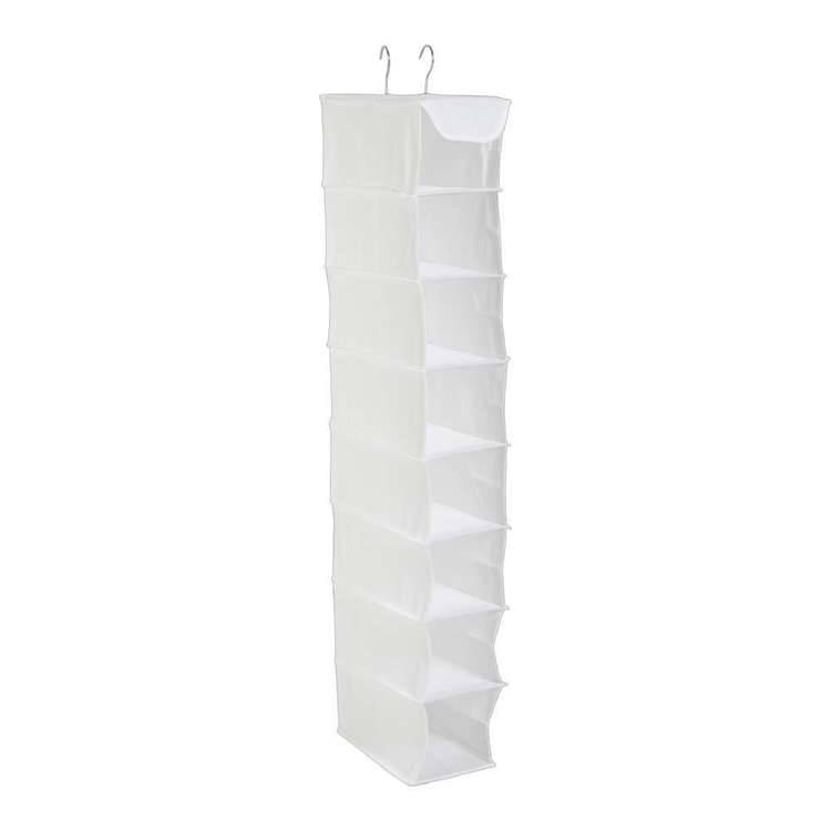 Evolve Lifeware 8 Shelf Hang Shoe Organiser