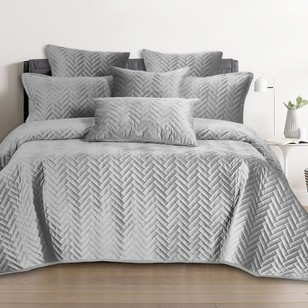 KOO Laela Quilted Coverlet Set