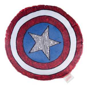 Team Avengers Shield Cushion