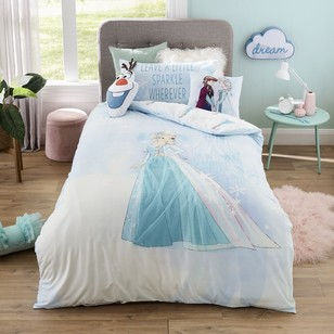 Frozen Queen Quilt Cover Set