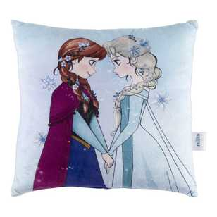 Frozen Queen Square Cushion