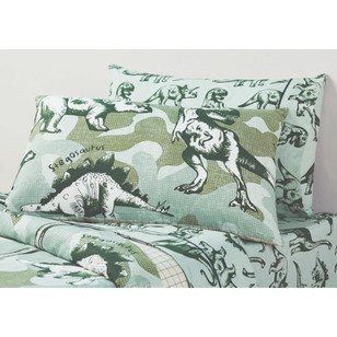 Junior Depot Dinosaur Sheet Set
