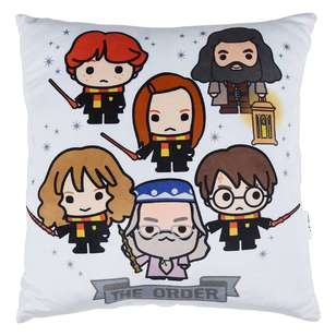 Harry Potter Storybook Square Cushion