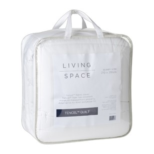 Living Space Tencel Quilt